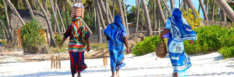 Mafia Island in Tanzania