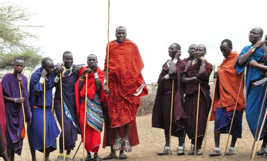 Maasai-in-Ngorongoro-crater