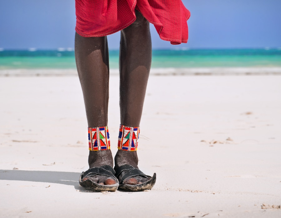Maasai-on-the-beach
