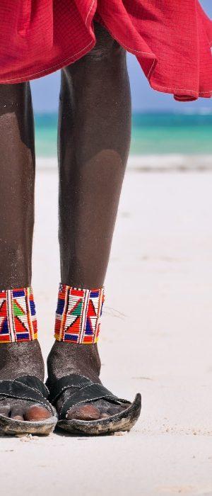 Maasai-on-the-beach