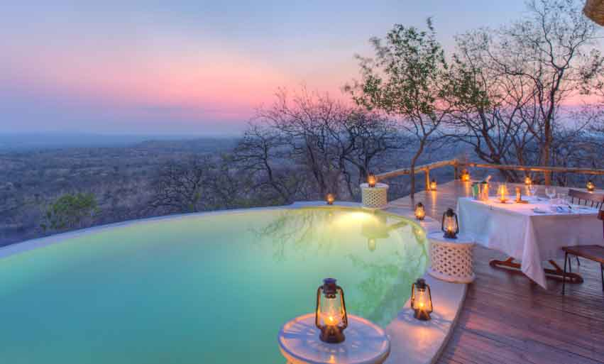 Ruaha National Park Ikuka Lodge